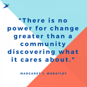 Quote about community
